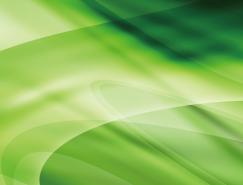 自然绿色抽象纹理背景矢量素材