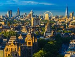世界著名城市天际线摄影欣赏