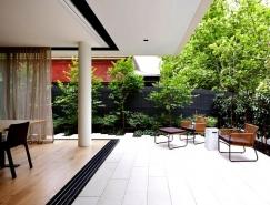 清新简约的墨尔本现代住宅设计