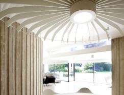 光线自然的流淌:比利时N Hasselt住宅皇冠新2网