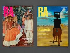 RA Magazine杂志设计欣赏