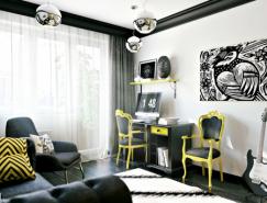 6个充满活力的青少年房装修效果图欣赏