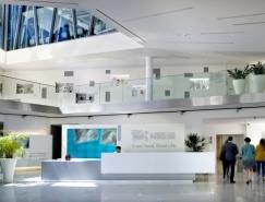 Nestle雀巢米兰总部办公空间设计