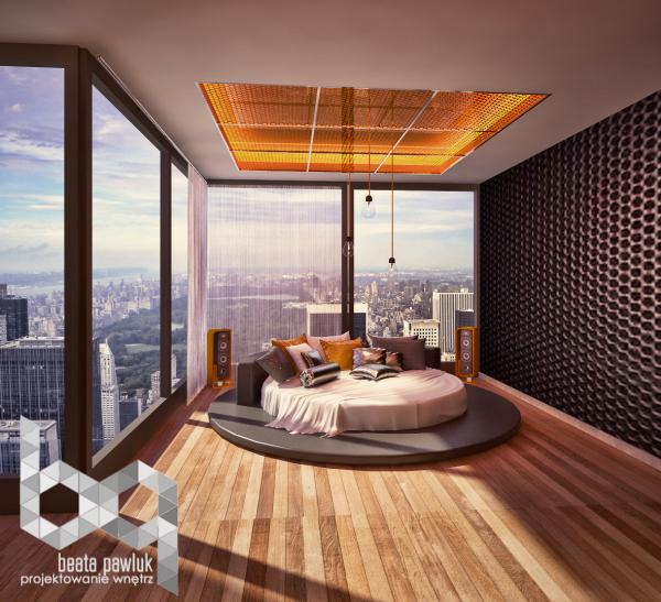 30个梦想华丽的卧室效果图设计 - 设计之家