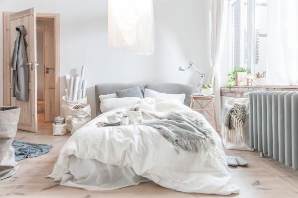 30个梦想华丽的卧室效果图设计