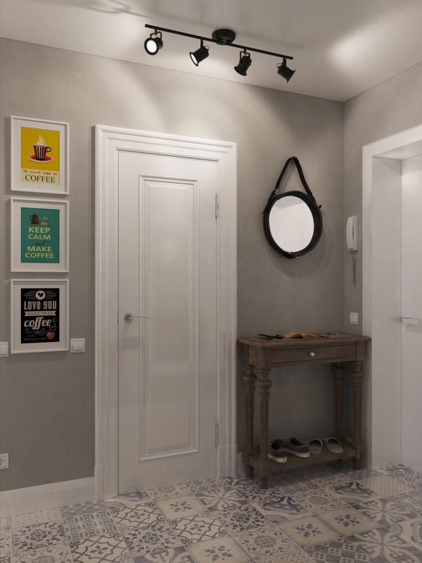 5个超小空间的微型公寓设计