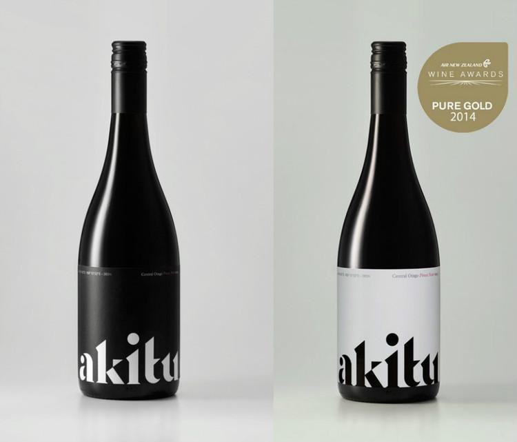 akitu葡萄酒品牌形象设计