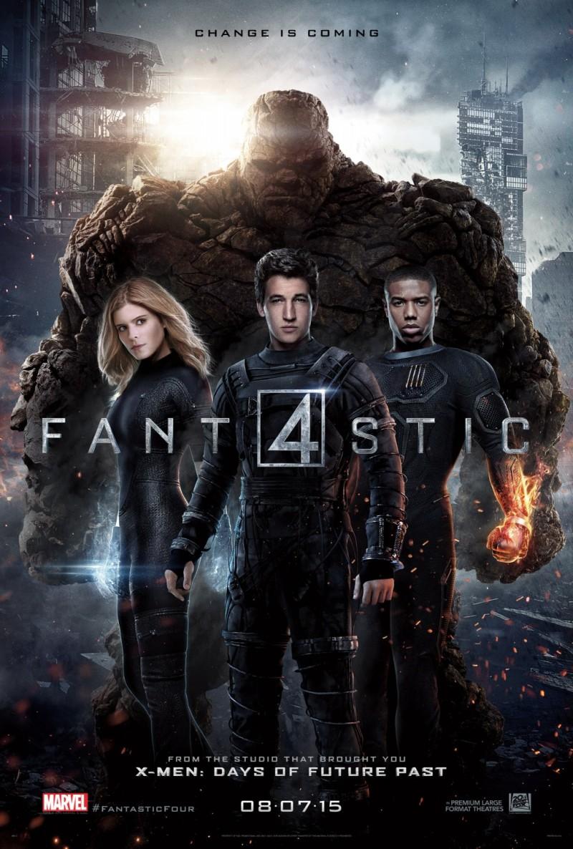 电影海报欣赏:神奇四侠(Fantastic Four)