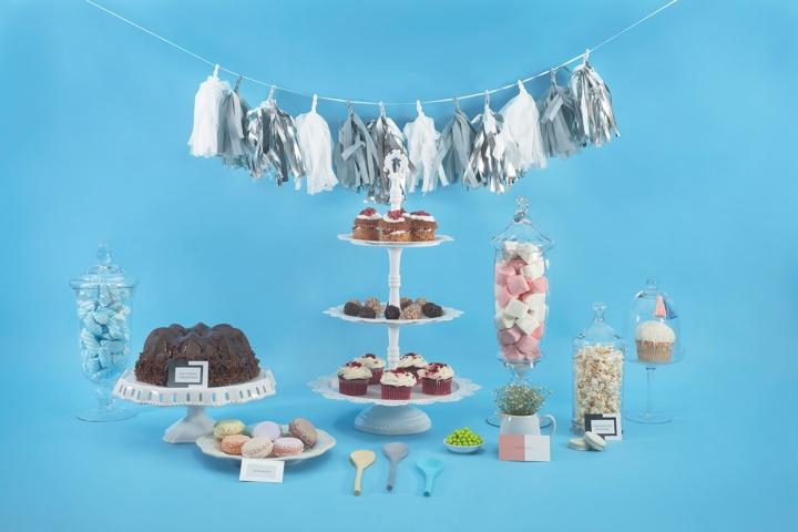 烘焙甜品品牌hnsel形象和包装设计