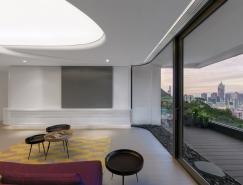 香港未来派风格复式住宅澳门金沙网址