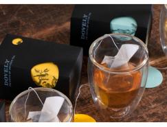 14个茶包和茶叶包装设计