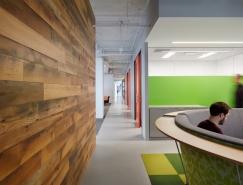 软件开发商Cision办公空间设计
