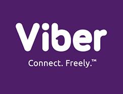 即時通訊工具Viber品牌形象設計