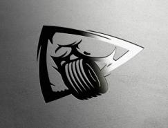 30款健身房logo设计欣赏