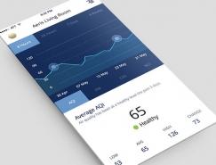 30款手机APP图表UI设计