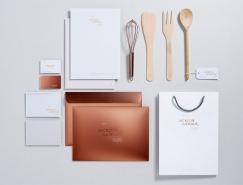 餐飲品牌Jackson Gilmour視覺形象設計欣賞