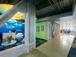 BOX旧金山时尚现代的办公室设计