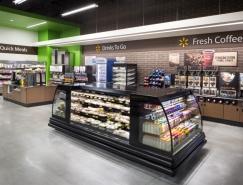 Walmart to Go沃尔玛便利店空间设计