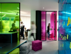 软件开发商ThoughWorks伦敦办公室空间设计