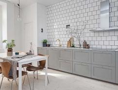 哥德堡极简纯白的北欧风格公寓皇冠新2网
