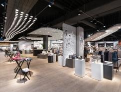 德国TC Buckenmaier服装零售店设计 - 室内设计
