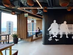 Autodesk特拉维夫办公室设计