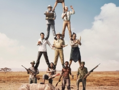 没有买卖就没有杀害: 世界自然基金会WWF系列广告