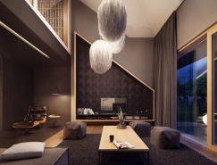 2个时尚现代的Loft住宅w88手机官网平台首页