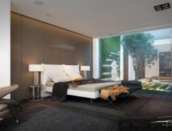 30个梦想华丽的卧室效果图设