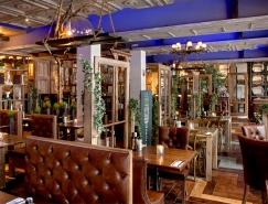 怀旧的气息和温馨的氛围:希腊Rhodos餐厅设计