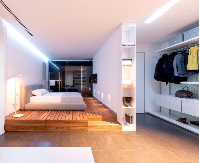 乌克兰167平米简约风格住宅设计