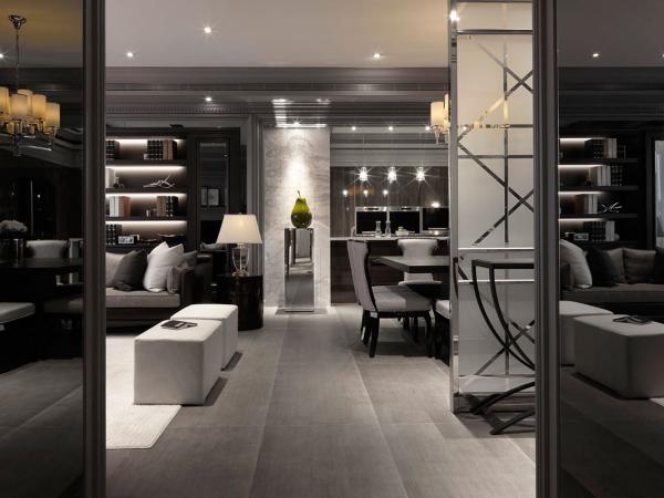 现代时尚感的室内装修设计欣赏
