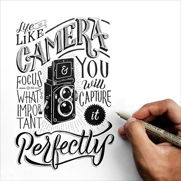 50个漂亮的英文字体设计(4)