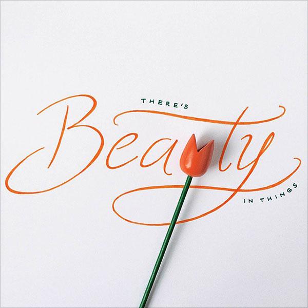 50个漂亮的英文字体设计(5)