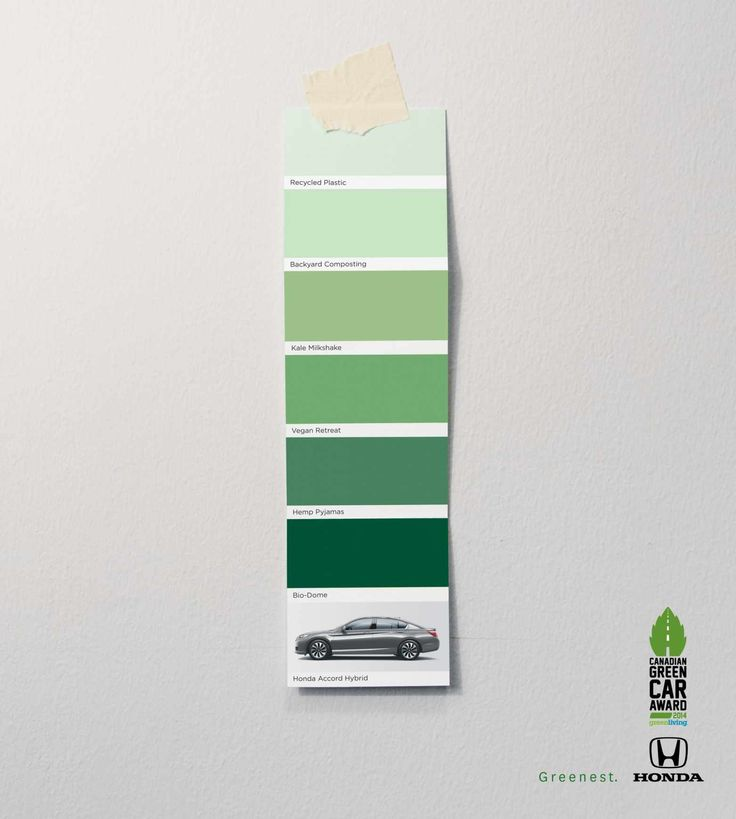 Honda: Greenest