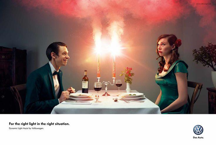 25个创意平面广告作品欣赏
