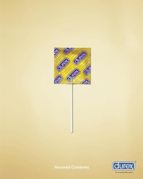 Durex, Flavored Condoms