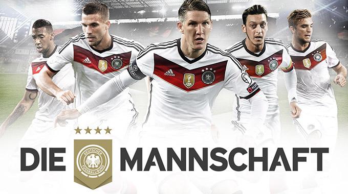 德国国家足球队发布全新队标