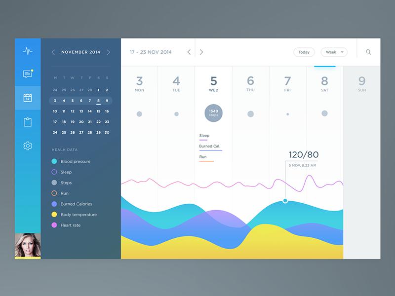 Jakub Antalik动态效果UI/UX设计