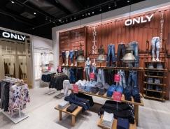 丹麦海宁ONLY旗舰专卖店设计