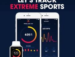 33个苹果手表App应用UI设计欣赏