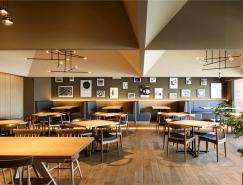 開放優雅的東京意大利餐廳