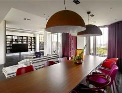 工业风格元素的台湾现代公寓设计