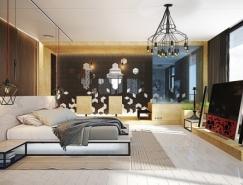 8个漂亮精致的卧室设计欣赏