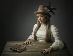 Regina Pagles漂亮的肖像欧盘赔率作品