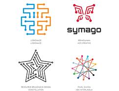 LogoLounge: 2015年LOGO设计趋势