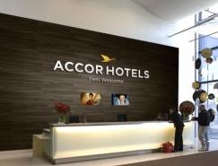 法国雅高酒店集团(Accor Hotels)启用新LOGO