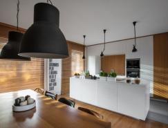 D79温馨舒适的复式住宅设计