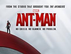 电影海报欣赏:蚁人 Ant-Man