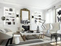 3个风格各异的白色公寓亚洲城最新网址